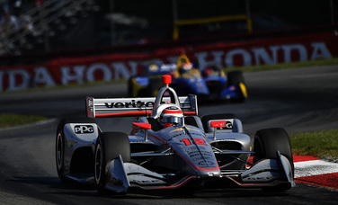 Team Penske IndyCar Series Race Report - Mid-Ohio
