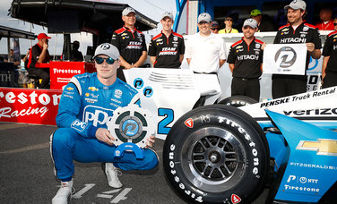 IndyCar Series Practice and Qualifying Report