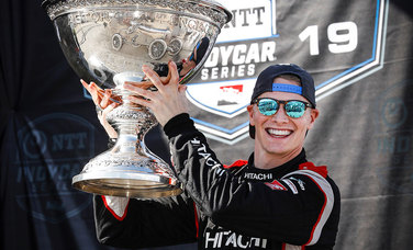 Team Penske IndyCar Series Race Report