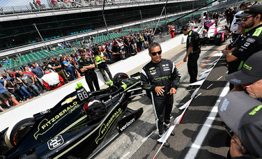 Verizon IndyCar Series Qualifying Report - Day 1