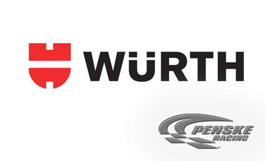 WURTH GROUP Joins Penske Racing as a Sponsor in 2012