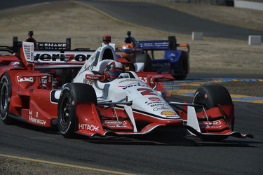 Team Penske Verizon IndyCar Series Race Report - Sonoma
