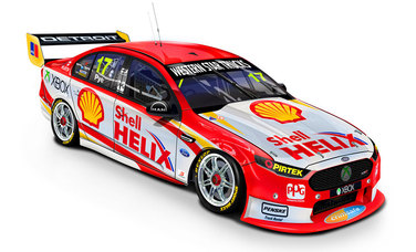 DJR Team Penske Ready to Race in Darwin and Townsville with Shell Helix