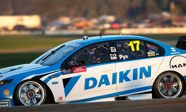 Qualifying determines race results for Scott Pye at Winton SuperSprint