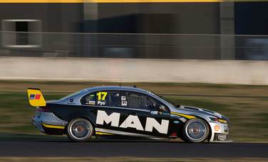 A day of mixed results for DJR Team Penske at Sydney SuperSprint