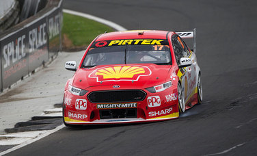 McLaughlin on Podium, Coulthard Crashes in New Zealand