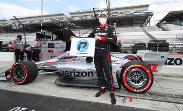 NTT INDYCAR SERIES Qualifying Report - Indianapolis