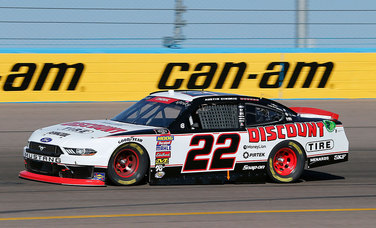 Team Penske NASCAR Xfinity Race Report