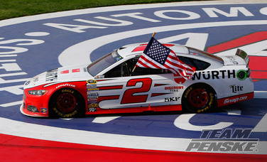 Keselowski Wins at California!