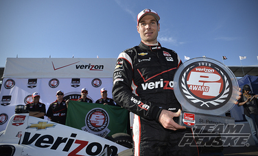 Power Sets Track Record And Wins Pole In St. Pete