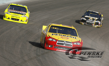 Hornish Finishes 22nd in Ford 400 Season Finale
