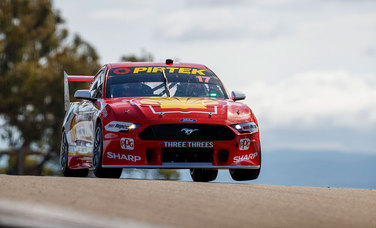 Scott McLaughlin wins Bathurst Top 10 Shootout