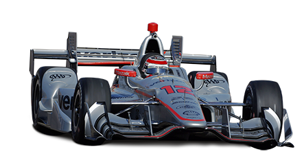 No. 12 Verizon Dallara/Chevrolet