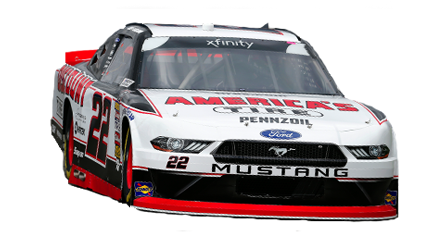 No. 22 Discount Tire Ford