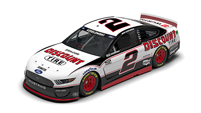 No. 2 Discount Tire Ford Fusion