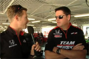 Ryan Briscoe on going oval racing thumbnail image