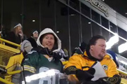 Ryan Briscoe visits the Green Bay Packers thumbnail image