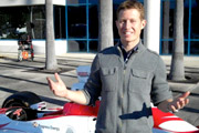 Ryan Briscoe's takes you to St. Pete thumbnail image