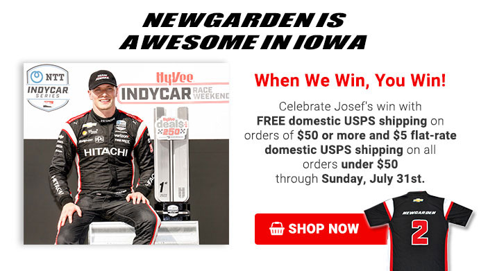 Visit the Team Penske Online Store Now!
