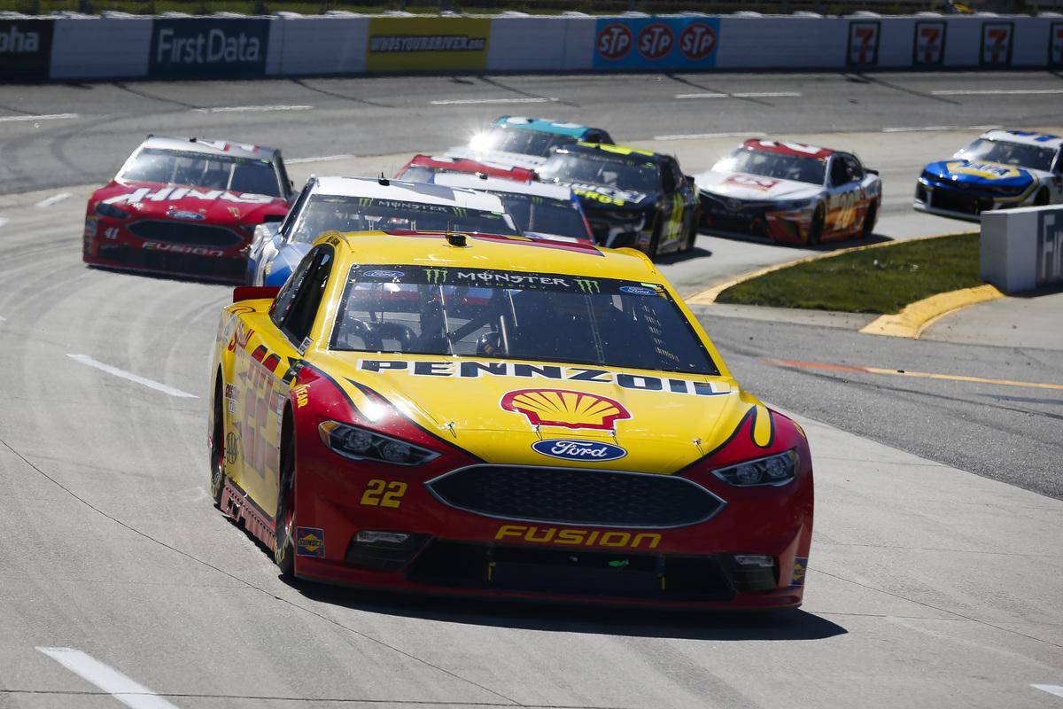 Team Penske | News | NASCAR XFINITY Series Race Report - Daytona
