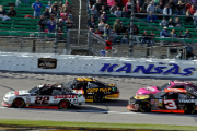 Kansas Lottery 300 photo gallery