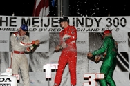 Meijer Indy 300 photo gallery