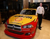 Shell-Pennzoil Car Unveling photo gallery