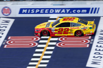 Consumers Energy 400 photo gallery