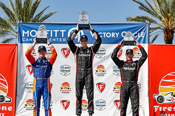 Firestone Grand Prix of St. Petersburg photo gallery