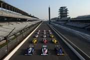 Penske Racing's Winning Indy 500 Cars photo gallery