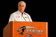2011 Penske Racing NASCAR Media Tour photo gallery