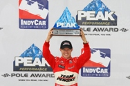 Peak Antifreeze and Motor Oil Indy 300 photo gallery