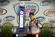 U.S. Cellular 250 photo gallery