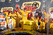 Can-Am 500 photo gallery