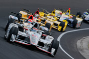 The 100th Indianapolis 500 photo gallery