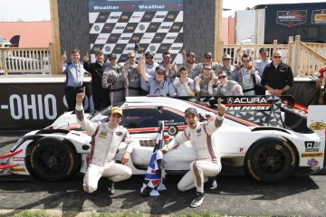Acura Sports Car Challenge at Mid-Ohio photo gallery