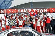 Sam's Town 300 photo gallery