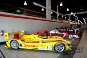 Penske Racing cars on display at Fan Fest in May