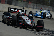 Chevrolet Indy Duals in Detroit - Race #1